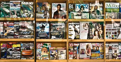 Ilmaisia lehtiä?
