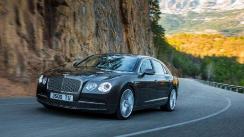 Björn Wahlroosin Bentley (Kuva: Top Gear)