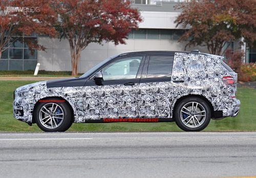 Uusi BMW X3