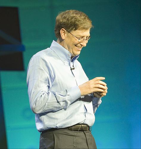 Miten Bill Gatesin pitäisi sijoittaa rahansa? (Flickr: Domain Barnyard)
