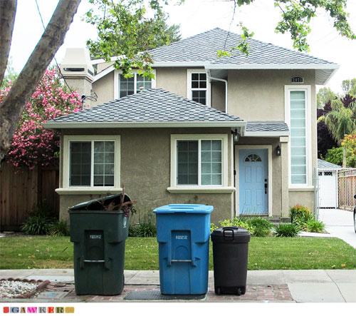 Facebookin perustajan koti (Kuva: Gawker)