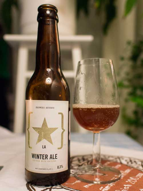 La Winter Ale