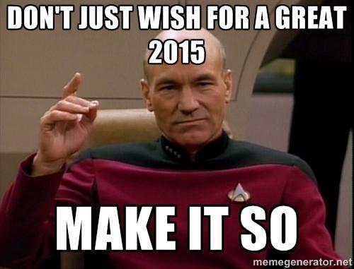 Make it so!