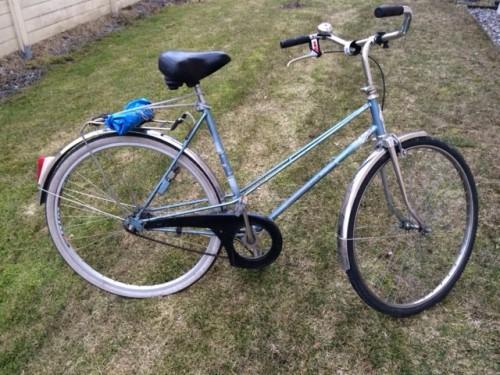Nykyinen polkupyöräni