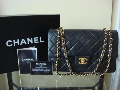 Chanelin laukku, jonka hinnalla ei ole mitään tekemistä tuotantokustannusten kanssa
