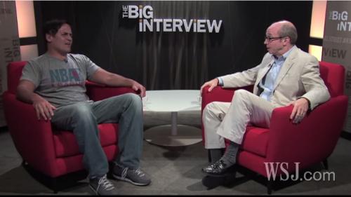 Mark Cuban WSJ:n haastattelussa