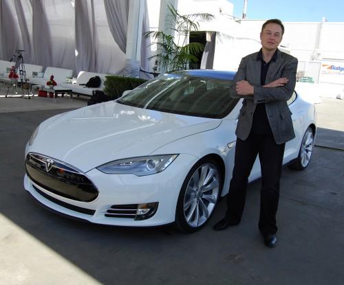 Elon Musk (Kuva: Maurizio Pesce)