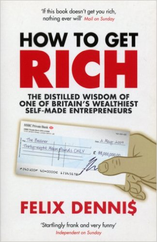 How to get rich -pokkari