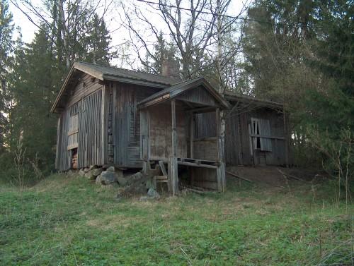 Miten hyvin tämä talo on säilyttänyt arvonsa? (Kuva: Anneli Salo)