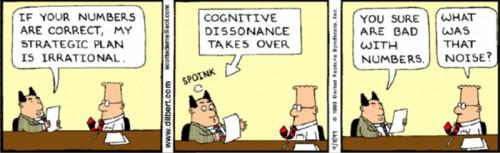 Kognitiivinen dissonanssi