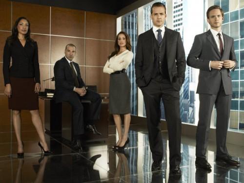 Menestyvä lakimies ja wannabe-lakimies
