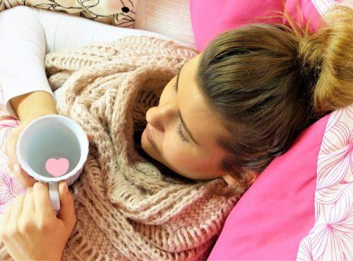 Flunssa, mikä ihana olotila
