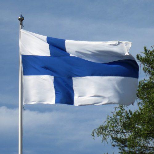Kotimaani onpi Suomi ja niin edelleen